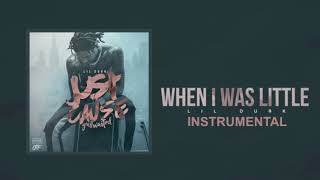 Lil Durk - When I Was Little (Official Instrumental)