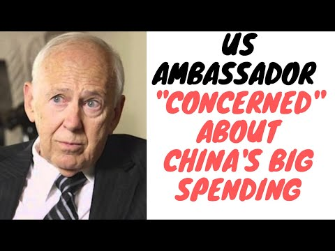 Top US Official In Jamaica Implies China Cannot Be Trusted With These Billion Dollar Deals