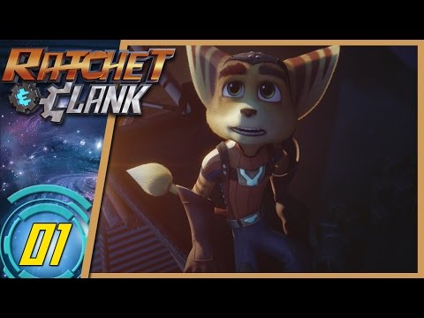 Ratchet & Clank Playthrough Ep 1: The Galactic Ranger Tryouts!