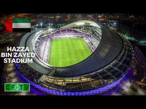 Hazza bin Zayed Stadium - United Arab Emirates