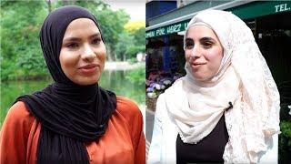 Kopftuchdebatte:  Zwei Frauen erzählen, warum sie Kopftuch tragen