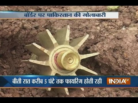 Pakistan Army Violates Ceasefire in Poonch Sector, Indian Troops Respond Appropriately