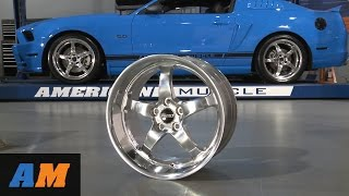 Mustang MMD Polished Kage Wheel (2005-2014) Review - AmericanMuscle.com