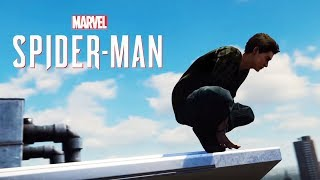 Spider-Man PS4 I Cant Believe It...Free Roaming As Peter Parker!