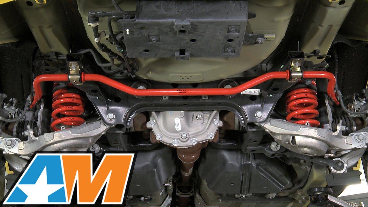 2015 2017 Mustang Eibach Sport Plus Suspension Kit Gt