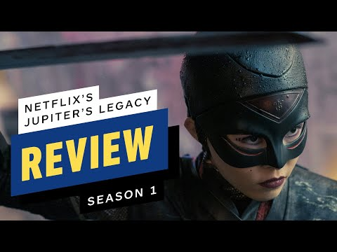 Jupiter's Legacy: Season 1 Review