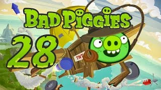 Bad Piggies - Серия 28 - Летучий артефакт