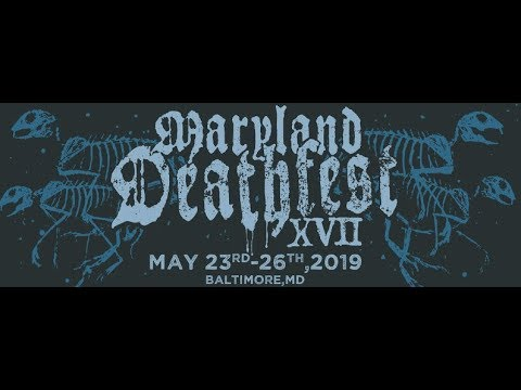 'Maryland Deathfest' 2019 1st bands unveiled Scour/D.R.I./Cro-Mags/Pestilence and more..!