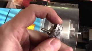 Gambar cover самодельный резец со сменными пластинами