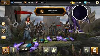 Heroes of Dragon Age - (Onslaught Rewards *Pack Opens) 2018-06-11