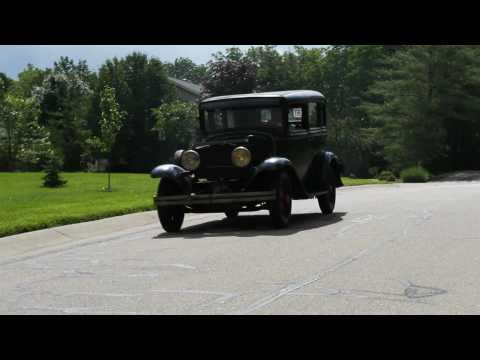 1930 Dodge Bros. DD sedan
