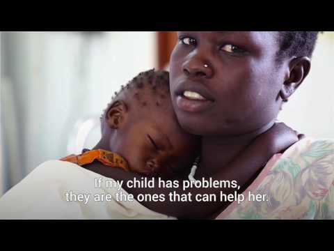 One mother's heartwrenching story of loss in South Sudan | UNICEF