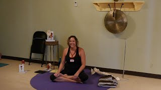 Mat or Chair Yoga for Severe Osteoporosis? with Justine Shelton, Viniyoga Therapist