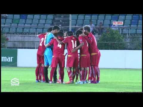 Myanmar - Kyrgyzstan. AFC ASIAN CUP - Qualifiers/Мьянма - Кыргызстан. Кубок Азии. Квалификация