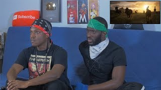 Red Dead Redemption 2: Official Trailer #3 Reaction