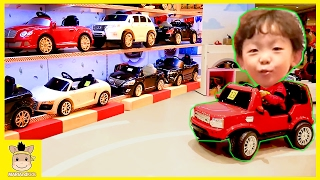 Kids Toys Indoor Playground Fun for Family Play Rainbow Colors Car | MariAndKids Toys