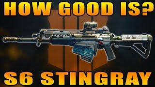 Black Ops 4: How Good Is The S6 Stingray?