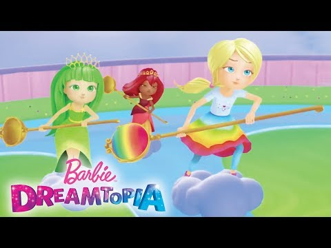 Coming Up on the Next Dreamtopia! | New Episodes Every Sunday! | Barbie