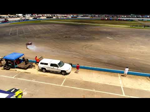 Myrtle Beach Speedway 2018 Nopi Heat Wave Drifting