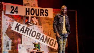 24 Hours In Kariobangi - Eddie Butita (Swahili Comedy)