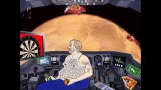 The Worst Man on Mars book trailer