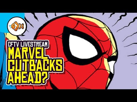 Look Out MARVEL COMICS! Disney is Pinching Pennies!