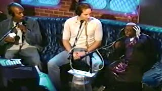 Beetlejuice & Dave Chappelle & David Duchovny  2001 06 06  Full Episode