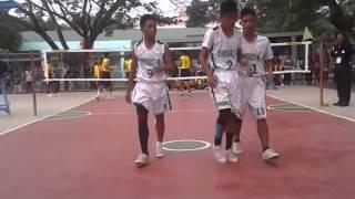 national scuaa 2015 region 3 vs region 8 sepaktakraw