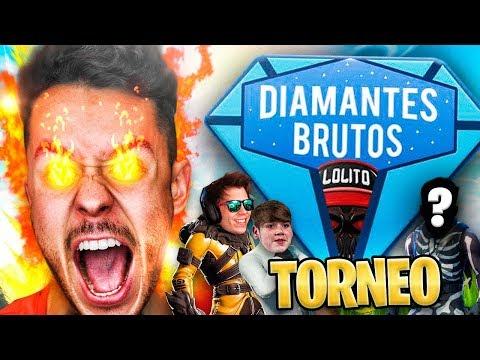 JUGANDO EL TORNEO DE LOLITO EN FORTNITE (50 PROPLAYERS y 50 YOUTUBERS) - TheGrefg