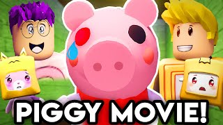 SAD ROBLOX PIGGY MOVIE *YOU WILL CRY* (Piggy 3d Animated Movie By LankyBox!)