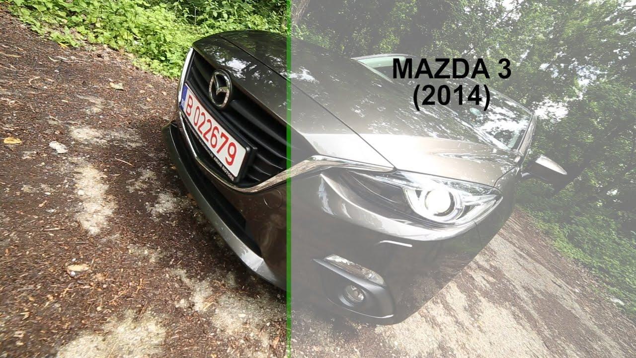 Mazda 3 Hatchback 2014 (www.buhnici.ro)