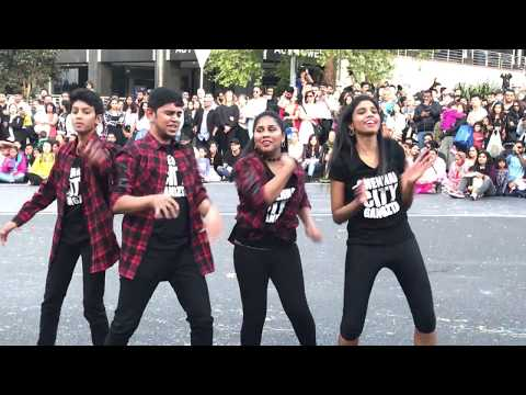 Chennai City Gangsta Street Dance