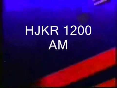 Identificaciones CARACOL-  BOGOTA  RADIO JUVENTUD HJKR 1220 AM-1993-Voz Manolo Villarreal
