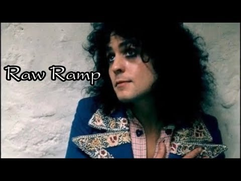 T.Rex - Raw Ramp (Lyrics)