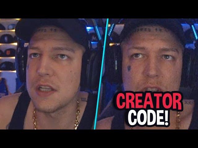 Creator Code Einnahmen? 🤔 Zu viel Creator Code Werbung?   MontanaBlack Realtalk