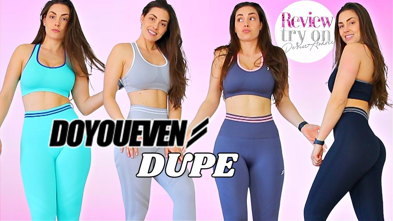 DOYOUEVEN DUPE Try On Haul - Compared to original  #Aliexpress