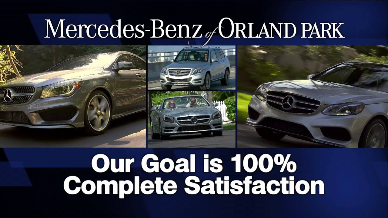 Mercedes Benz Of Orland Park  2014 CLA / S Class