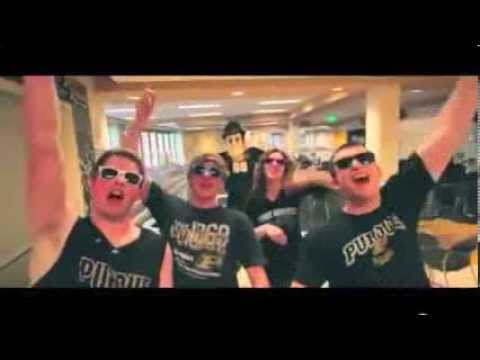 Purdue Rap - You Oughta Be Proud (HQ Audio)
