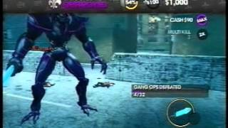 SAINTS ROW 3 DRAGON WITH SWORD IN STEELPORT long version
