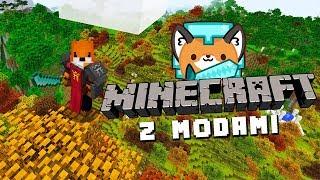 OGARNIAMY BAZĘ! || Minecraft z Modami  LIVE