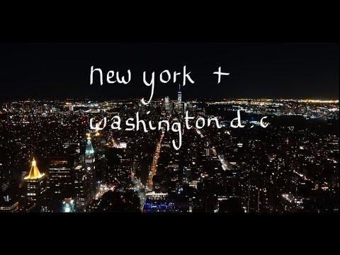new york + washington d.c