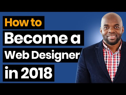 How to become a web designer in 2018