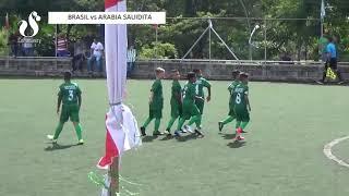 BRASIL vs ARABIA SAUDITA (partido)