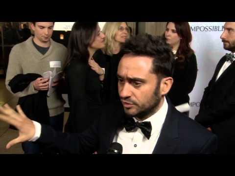 ScreenSlam -- The Impossible Premiere: Juan Antonio Bayona Interview