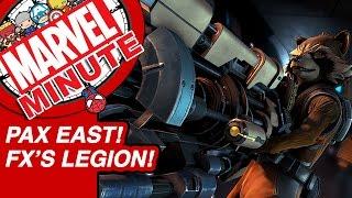 PAX East! FX's Legion! - Marvel Minute 2017