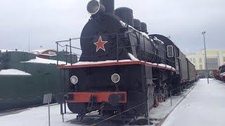видео Музей военной техники «Боевая слава Урала»