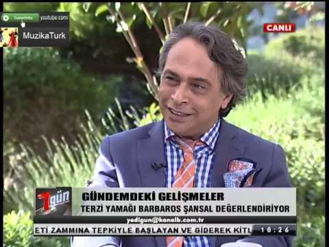 Barbaros Şansal : AKP ve Siyonizm... Tek Parça
