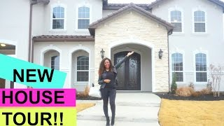 NEW HOUSE TOUR! #BYFAITH | EP:8