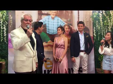 Enrique Gil | Dingdong Dantes | Aga Muhlach | Christine Reyes In Seven Sundays Premiere Night