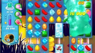 Candy Crush Soda Saga Level 473 NO BOOSTERS